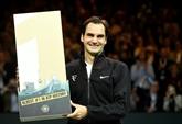 À 36 ans, Federer écrit l'Histoire avec classe