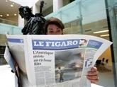 Le Figaro développe ses ventes en ligne, mais croit toujours à l'imprimé