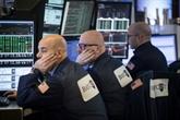 Wall Street clôture en ordre dispersé une semaine en forte hausse