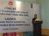 Les jeunes mobilisés dans la réalisation des Objectifs de Développement durable