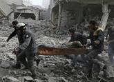 La situation humanitaire dans la Ghouta orientale est devenue incontrôlable
