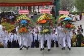Rencontre en l'honneur des révolutionnaires de Saigon-Cholon-Gia Dinh