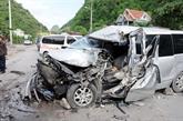 Plus de 200 accidents de la circulation pendant le Têt