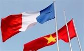 Les relations Vietnam - France sont toujours au beau fixe