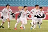 De la victoire de léquipe U23 à la formation des jeunes footballeurs