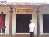 Nguyêt Ang, un village de lettrés