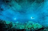 Mexique : une grotte sous-marine virtuelle pour plonger dans le réel