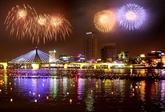 Le Festival international des feux dartifice de Dà Nang en avril prochain