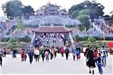 Têt 2018 : afflux de visiteurs dans les sites historiques et touristiques