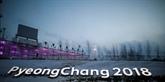 Clôture des 23eJeux Olympiques dhiver