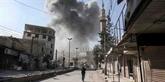 Raids du régime sur la Ghouta