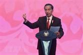 Le président Joko Widodo désigné candidat à la présidentielle