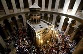 L'église du Saint-Sépulcre fermée pour protester contre des mesures fiscales