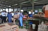 Vietnam et États-Unis coopèrent dans la fabrication de matériaux composites recyclés