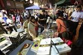 Clôture des activités du Têt dans la rue des livres