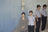 Trente ans de réclusion requis contre la présidente déchue Park Geun-hye