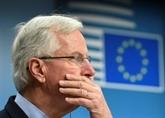 Brexit : l'UE publie l'ébauche du traité de divorce, loin d'être bouclé