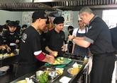 Hanoï : cours de cuisine avec le chef belge Christoph Pouls