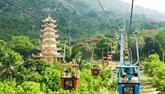 La montagne Bà Den deviendra un site touristique spécial d'ici 2035
