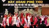 Le hat xoan de Phu Tho reçoit le certificat de l'UNESCO