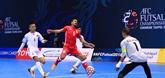 Victoire face au Bahreïn lors du Championnat d'Asie de futsal