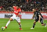 Ligue 1 : Monaco renverse Lyon et grimpe sur le podium