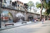 Hanoï : ouverture d'un espace d'art public dans la rue Phùng Hung