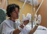 Elisabeth Revol s'exprimera devant la presse le 7 février à Chamonix