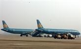 Quelque 3,7 millions de touristes transportés par avion en janvier