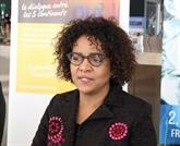 La secrétaire générale de l'OIF, Michaëlle Jean, aux Jeux Olympiques d'hiver
