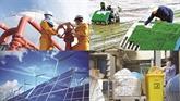 Appel à candidatures - Forum international jeunesse et emplois verts 2018