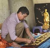 Kiêu Ky, le village des feuilles d'or et d'argent