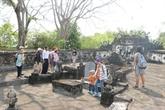À la découverte du mausolée royal de la lignée familiale de Pham Dang Hung