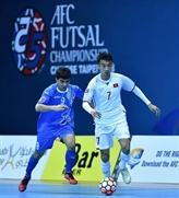 Championnat d'Asie de futsal : le Vietnam sorti avec les honneurs