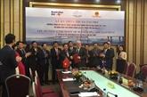 Communication : lAustralie continue dépauler le Vietnam dans les infrastructures