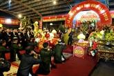 Début de la Fête du Temple des rois Trân à Thai Binh