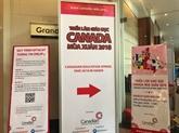 Hanoï : Salon de léducation au Canada 2018