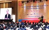 Nghê An : Nguyên Xuân Phuc à la 10e rencontre avec les investisseurs