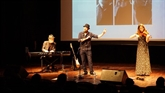Les liens, concert de Kwal à Hanoï