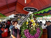 Cérémonie en mémoire des 50 ans du massacre de Hà My