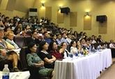 Début dune formation intensive sur lenseignement de la langue française à Hô Chi Minh-Ville