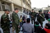 Syrie : 146 civils évacués dans la Ghouta orientale