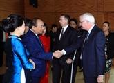 Le Premier ministre Nguyên Xuân Phuc visite l'Université de Waikato