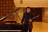 Le violoniste talentueux Bùi Công Duy débutera la saison des concerts en 2019