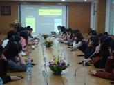La communication au cœur dune conférence à Hanoï