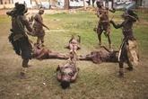 En Centrafrique, une troupe de ballet pour retrouver lunité nationale