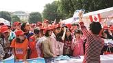 L'Université de Hanoï offre un avant-goût des festivités