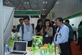 Exposition sur la production horticole HortEx Vietnam 2018 à Hô Chi Minh-Ville
