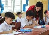 BM : les écoles au Vietnam réalisent des progrès significatifs