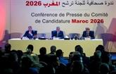 Mondial-2026 : le Maroc a officiellement déposé sa candidature